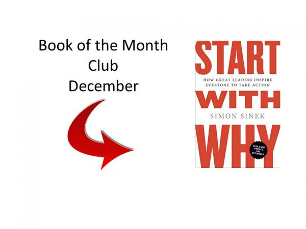 Book of the Month - Dec 2016